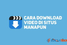 Cara Download Video di Sutus Manapun