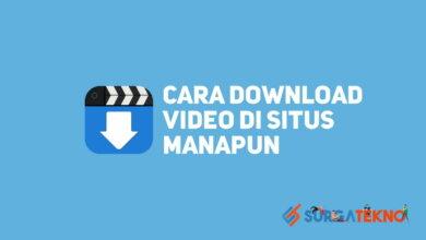 Cara Download Video di Sutus Manapun