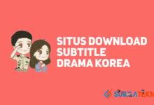 Download Subtitle Drama Korea
