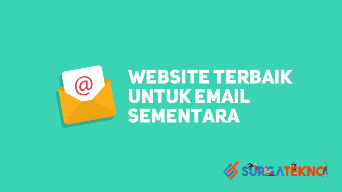 website untuk email sementara