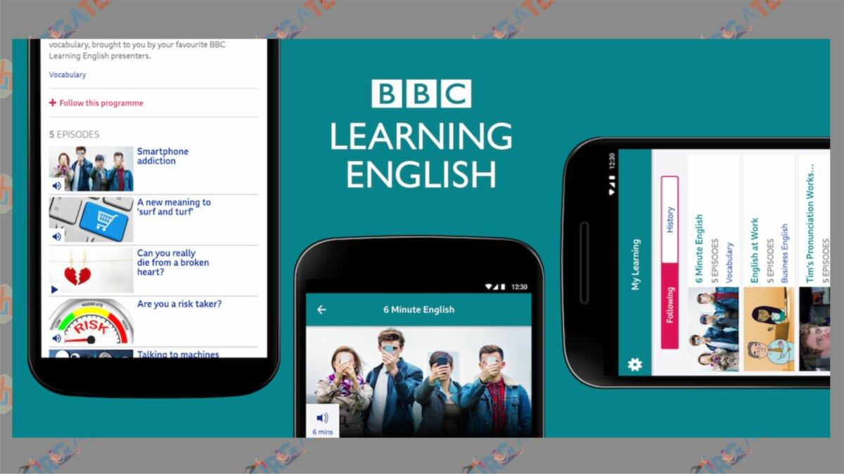 BBC Learning English - Aplikasi Belajar Bahasa Inggris