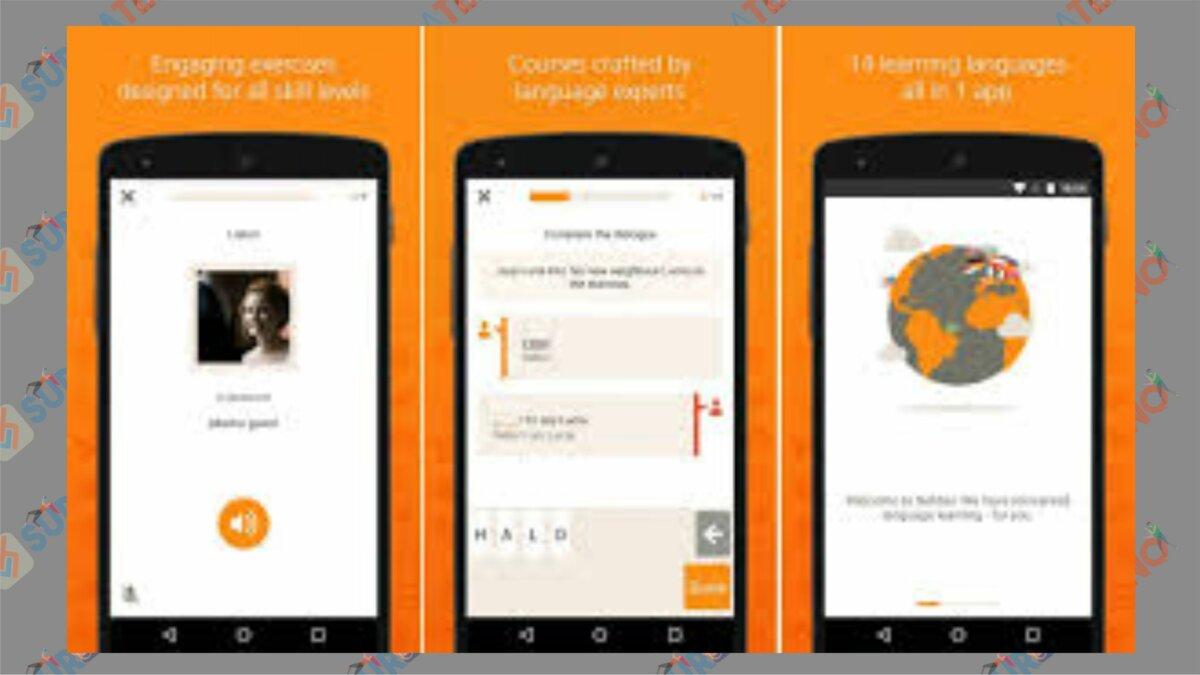 Babbel - Aplikasi Belajar Bahasa Inggris