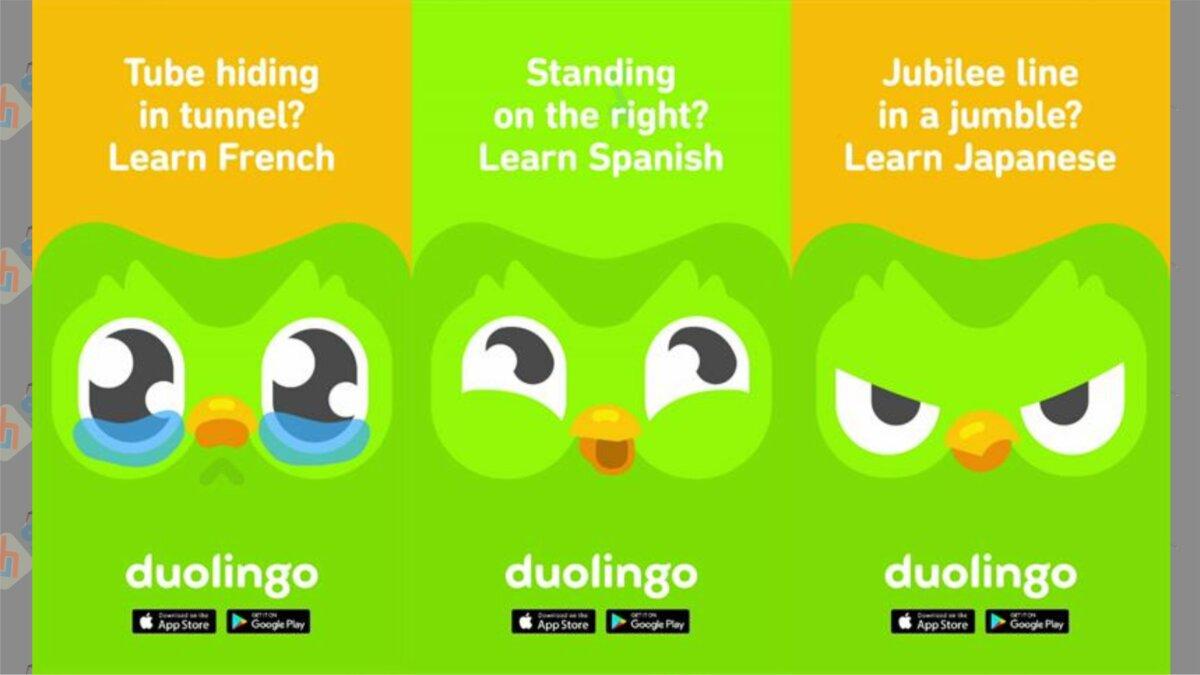 Duolingo - Aplikasi Belajar Bahasa Inggris