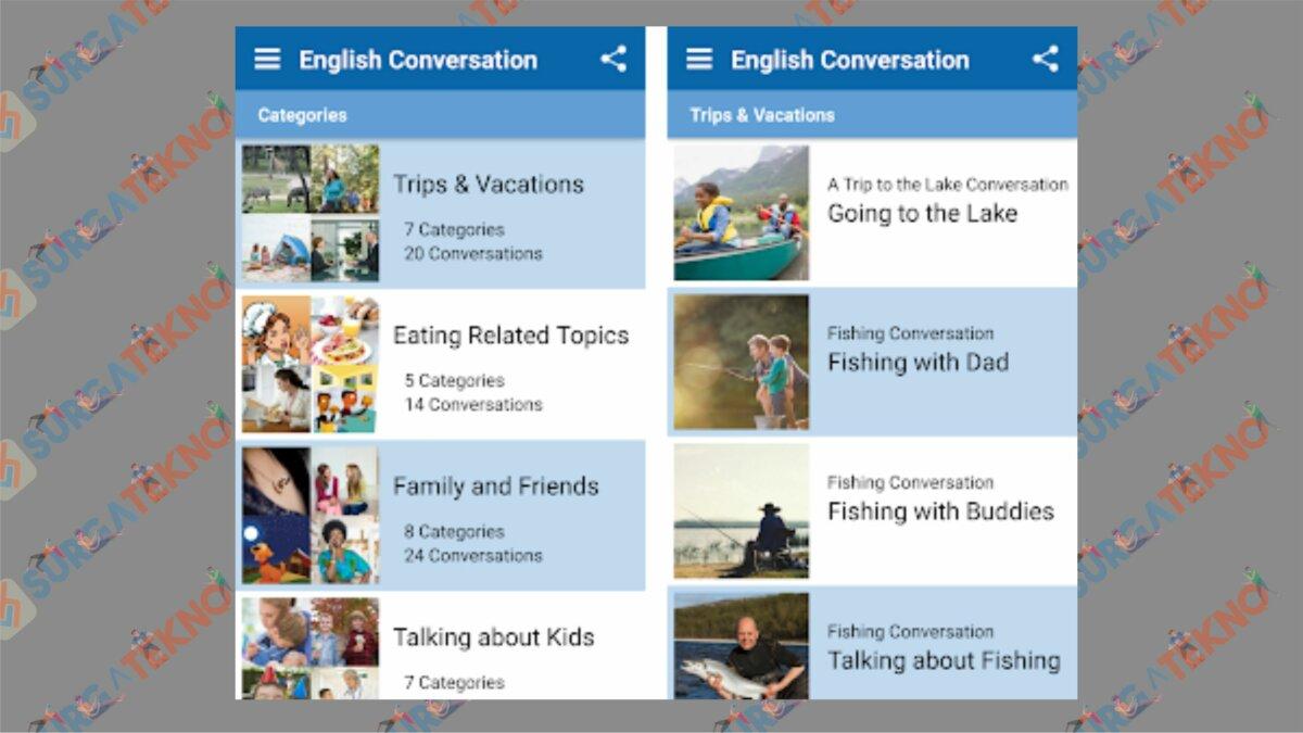English Conversation Practice - Aplikasi Belajar Bahasa Inggris