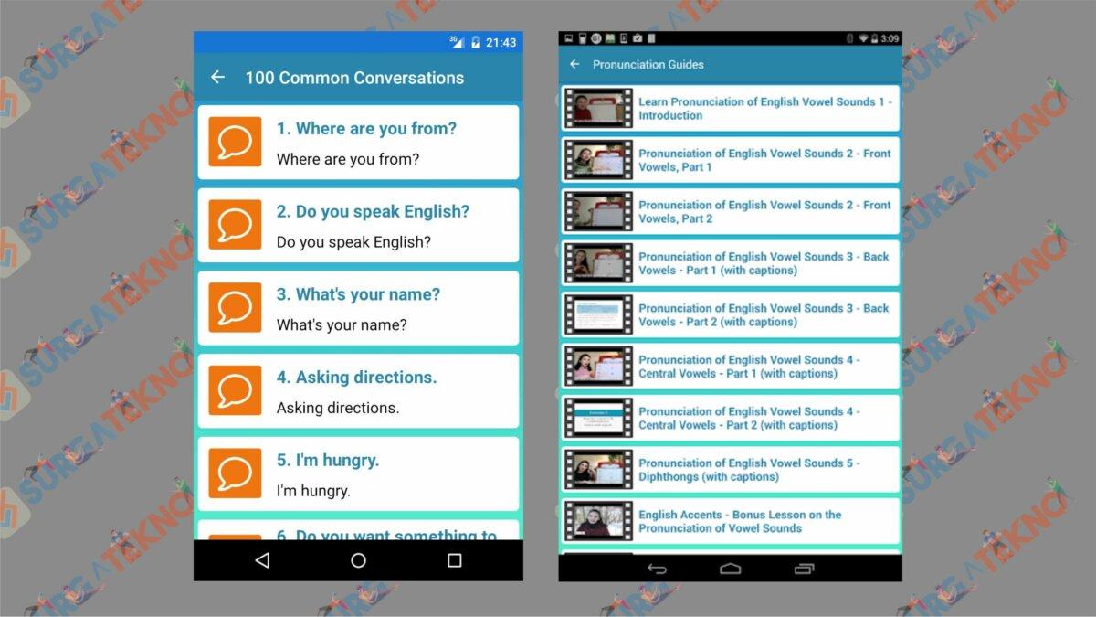 Learn English Daily - Aplikasi Belajar Bahasa Inggris