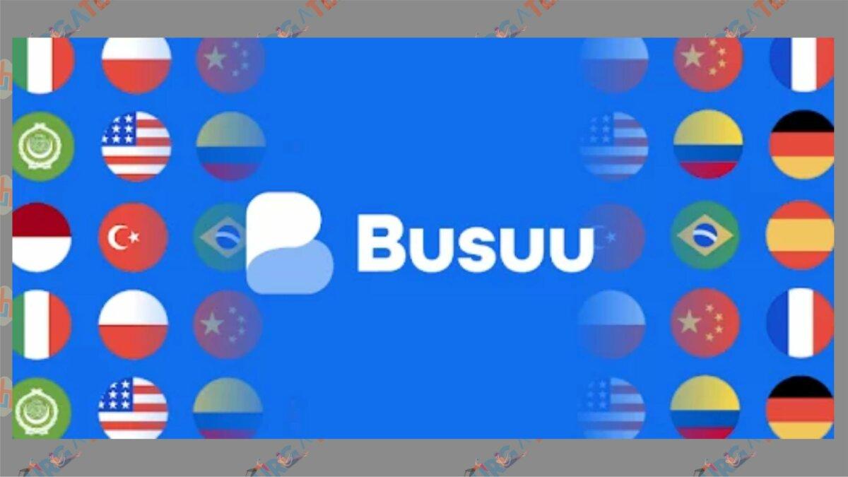 Learn to speak English with busuu - Aplikasi Belajar Bahasa Inggris
