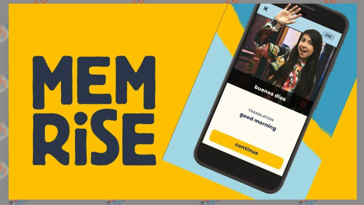 Memrise - Aplikasi Belajar Bahasa Inggris