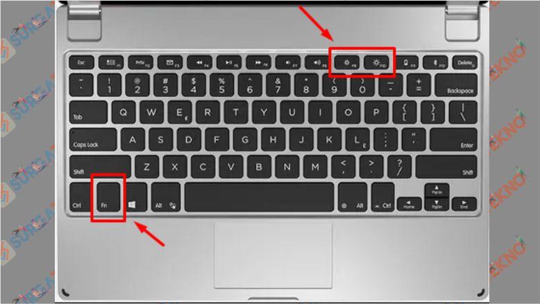 Mencerahkan Layar Menggunakan Keyboard - Cara Mencerahkan Layar Laptop