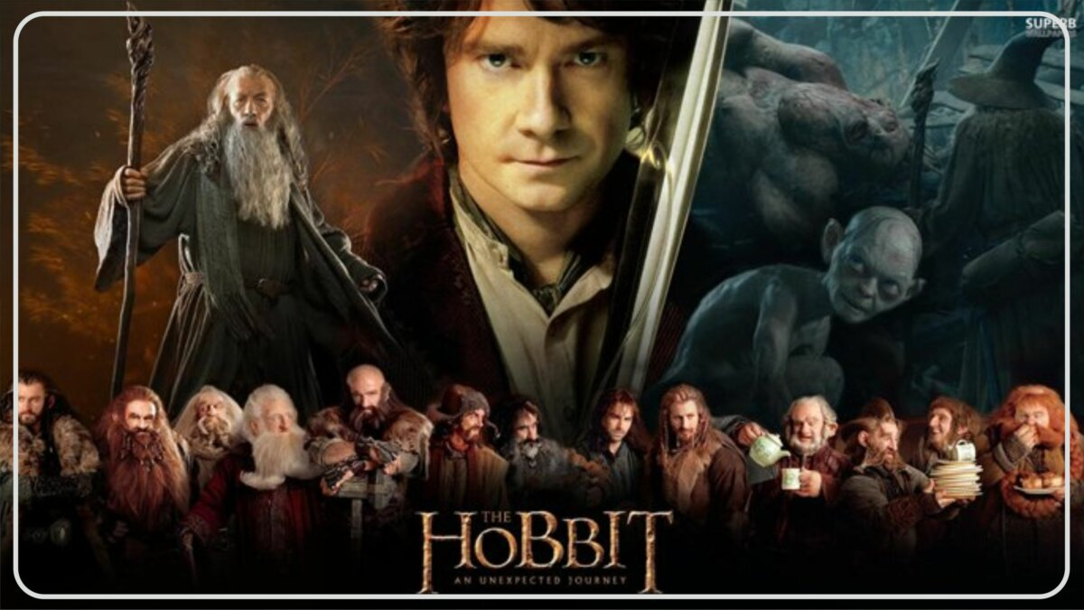 The Hobbit An Expected Journey (2012) - Film Tentang Makhluk Mitos