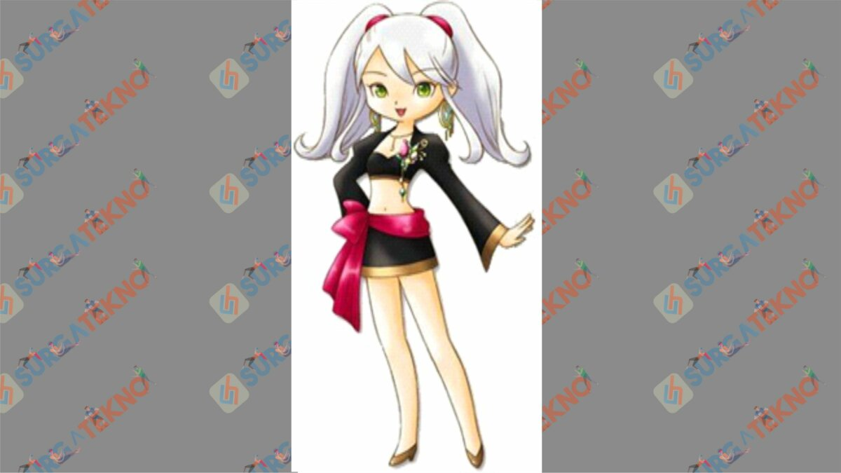 Alice - Bio Karakter Harvest Moon Hero of Leaf Valley