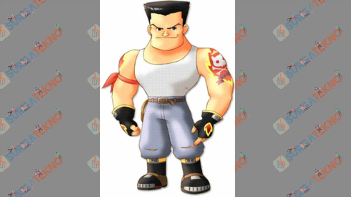 Bob - Bio Karakter Harvest Moon Hero of Leaf Valley