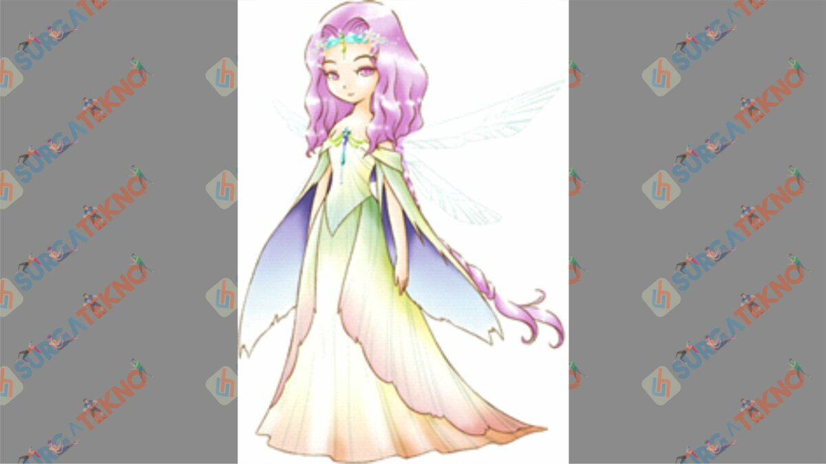 Harvest Goddess - Bio Karakter Harvest Moon Hero of Leaf Valley
