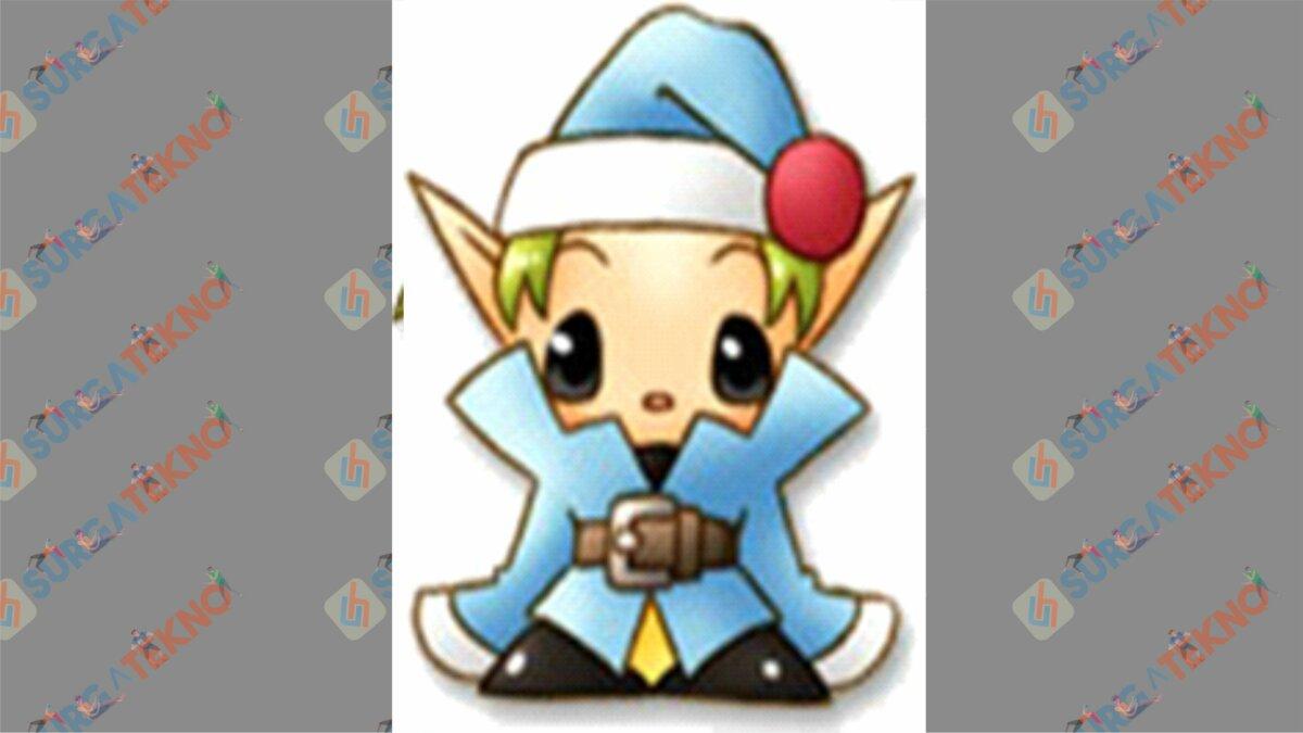 Nac - Bio Karakter Harvest Moon Hero of Leaf Valley
