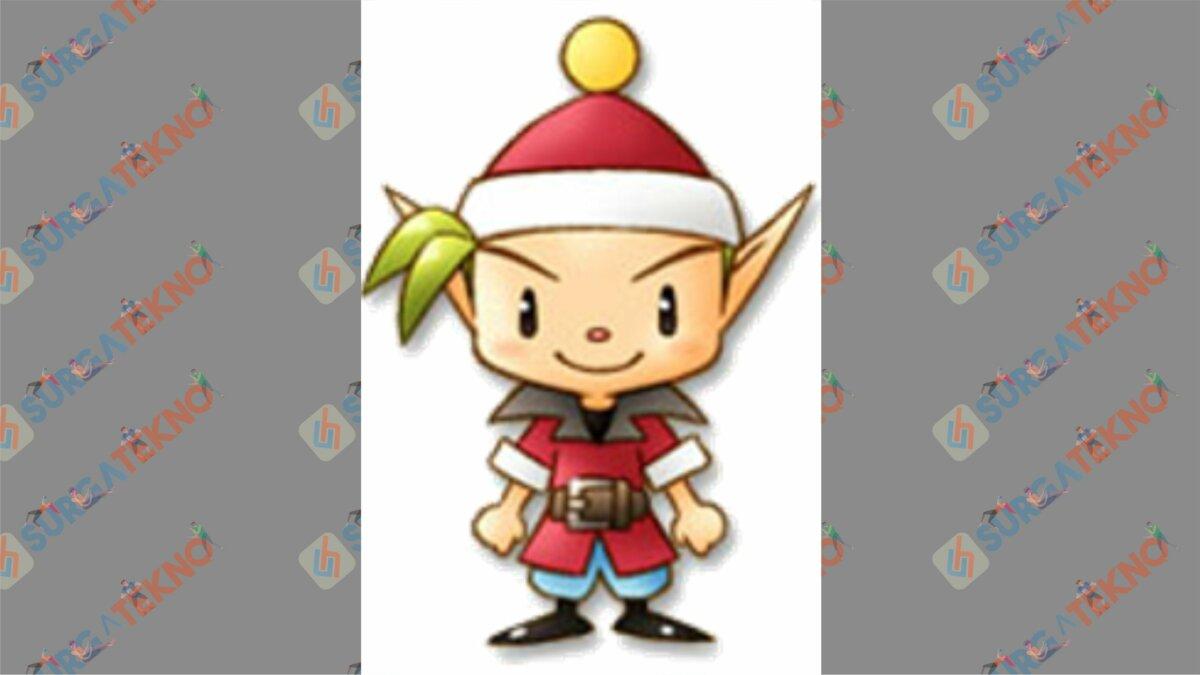Nic - Bio Karakter Harvest Moon Hero of Leaf Valley