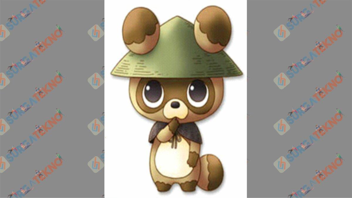 Ponta - Bio Karakter Harvest Moon Hero of Leaf Valley