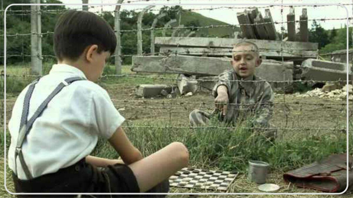 The Boy in the Striped Pajamas (2008) - Film Dengan Sad Ending