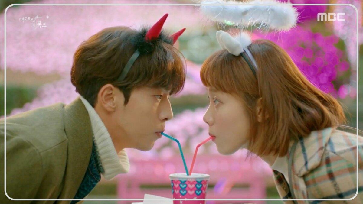 Weightlifting Fairy Kim Bok Joo (2016) - Drama Korea Tentang Anak Kuliahan