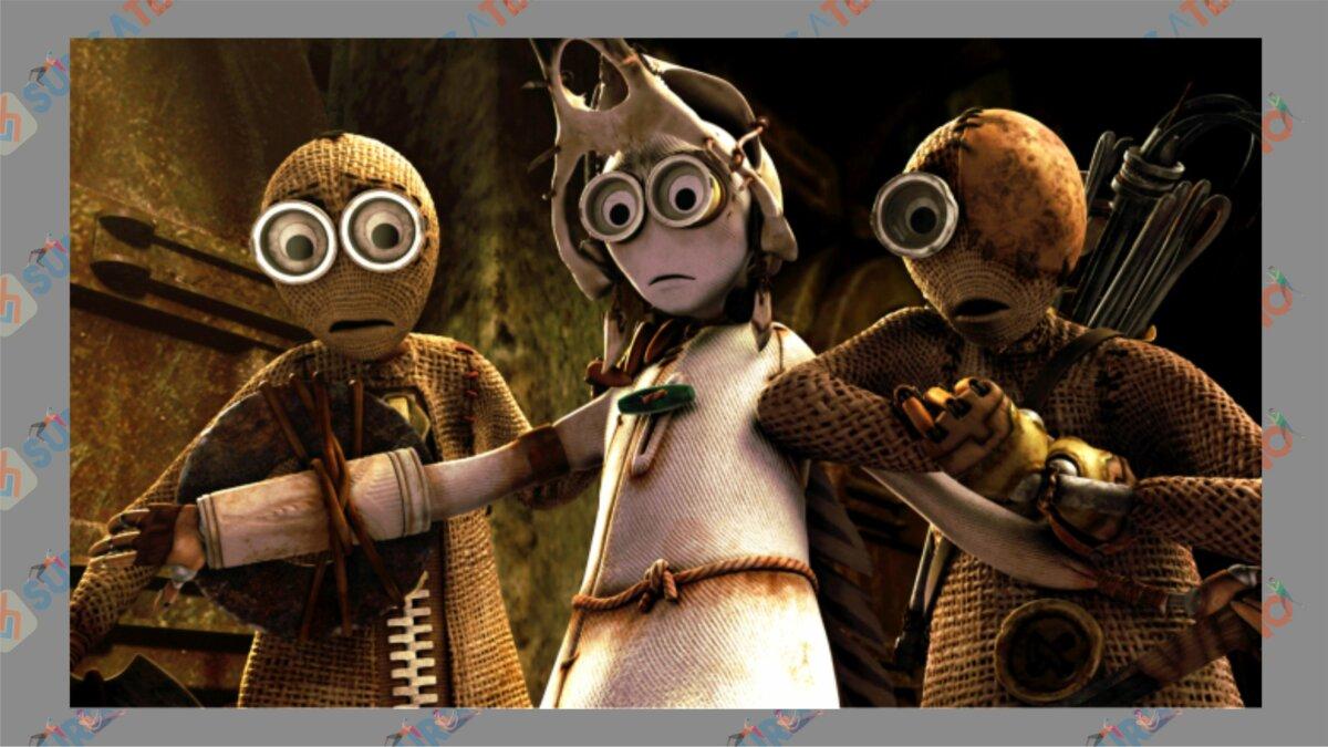 9 (2009) - Film Kecanggihan Teknologi Masa Depan