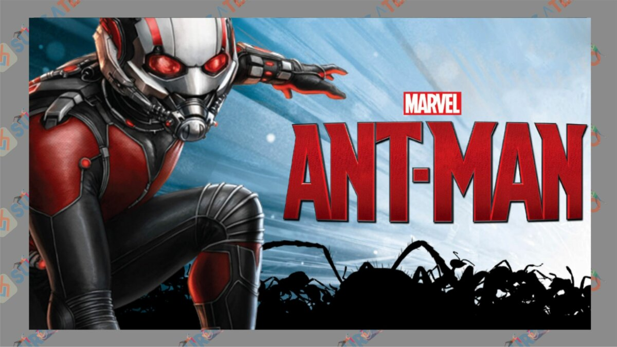Ant Man (2015) - Film Kecanggihan Teknologi Masa Depan
