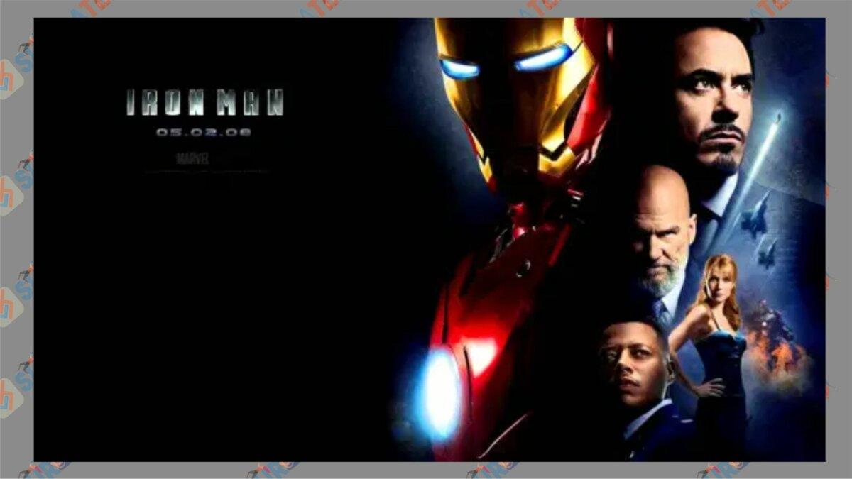 Iron Man (2008) - Film Kecanggihan Teknologi Masa Depan