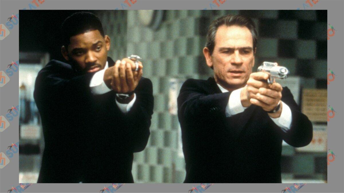 Men in Black (1997) - Film Kecanggihan Teknologi Masa Depan