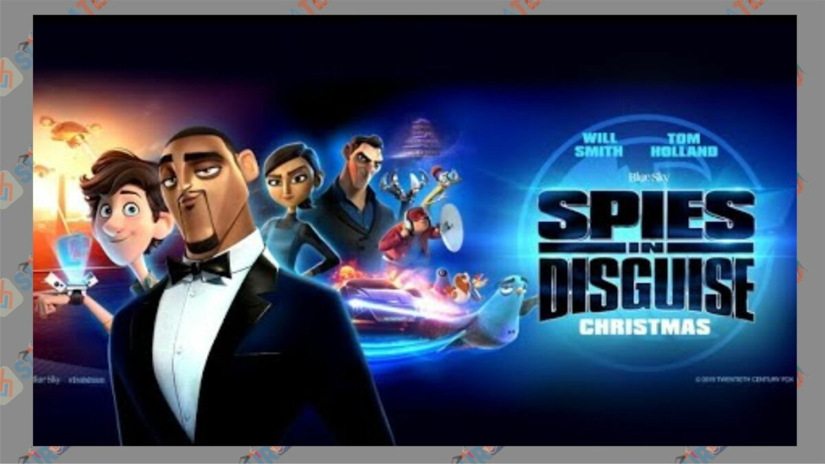 Spise in Disguise (2019) - Film Kecanggihan Teknologi Masa Depan