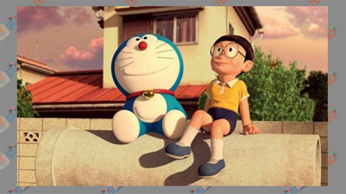 Stand by Me Doraemon (2014) - Film Kecanggihan Teknologi Masa Depan