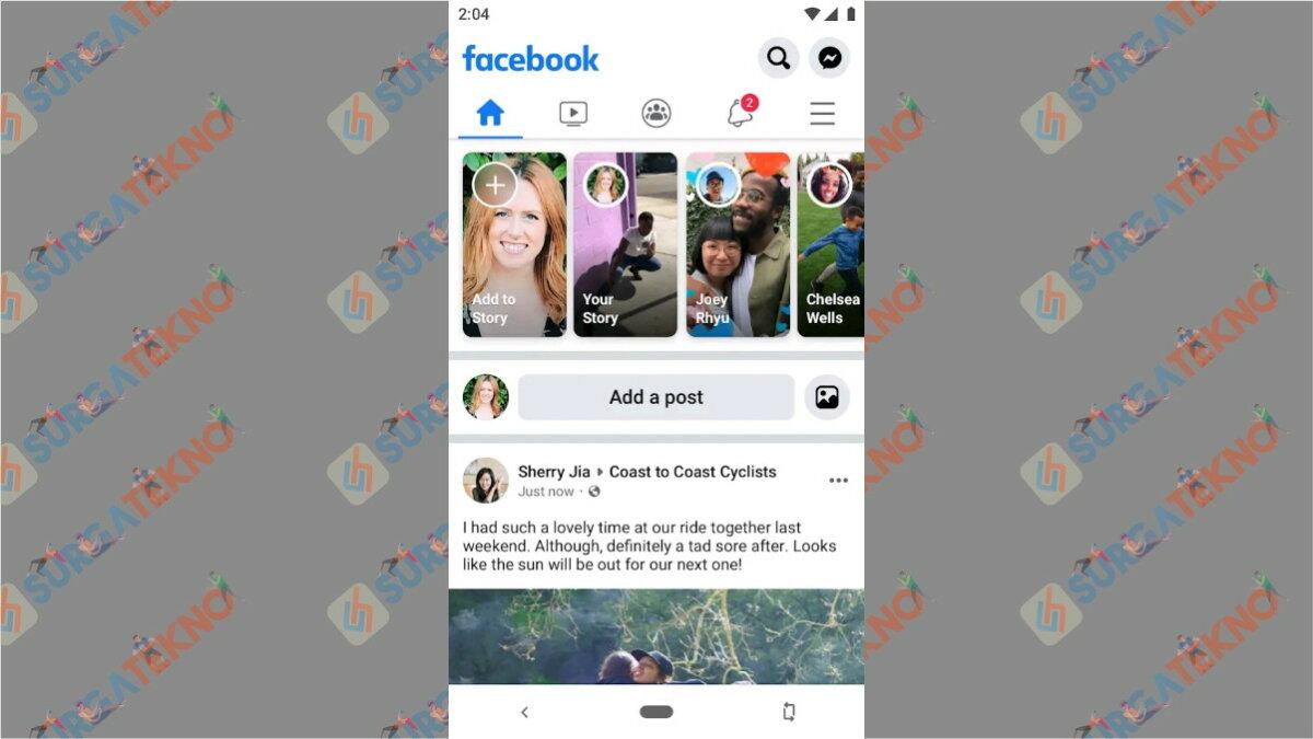 Facebook - Aplikasi Paling Boros Kuota Internet