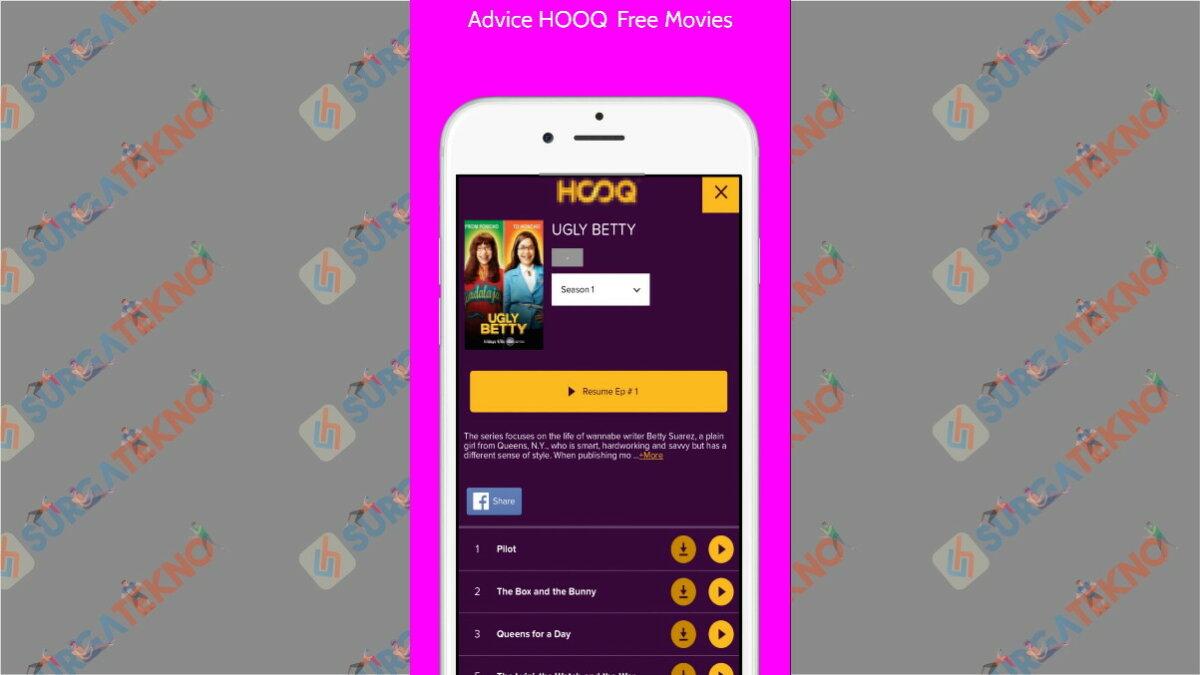 Hooq - Aplikasi paling boros kuota internet
