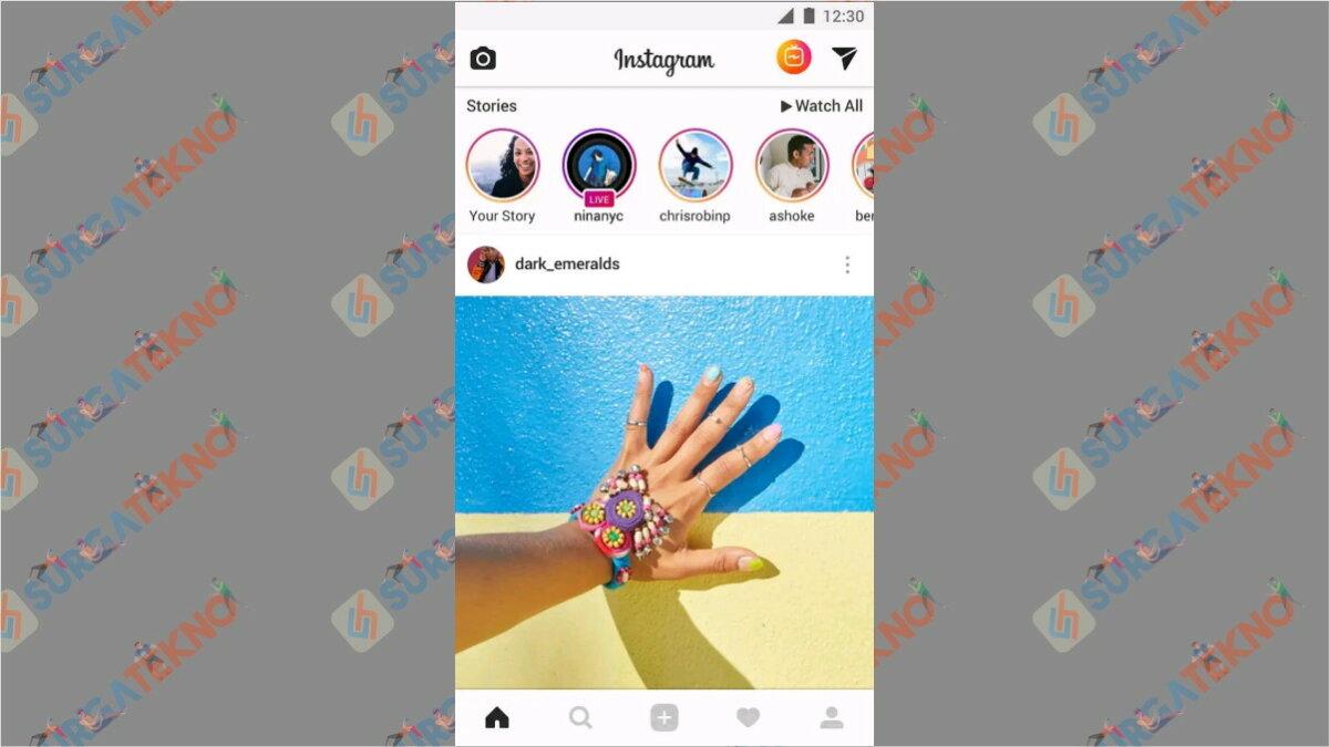 Instagram - Aplikasi Paling Boros Kuota Internet
