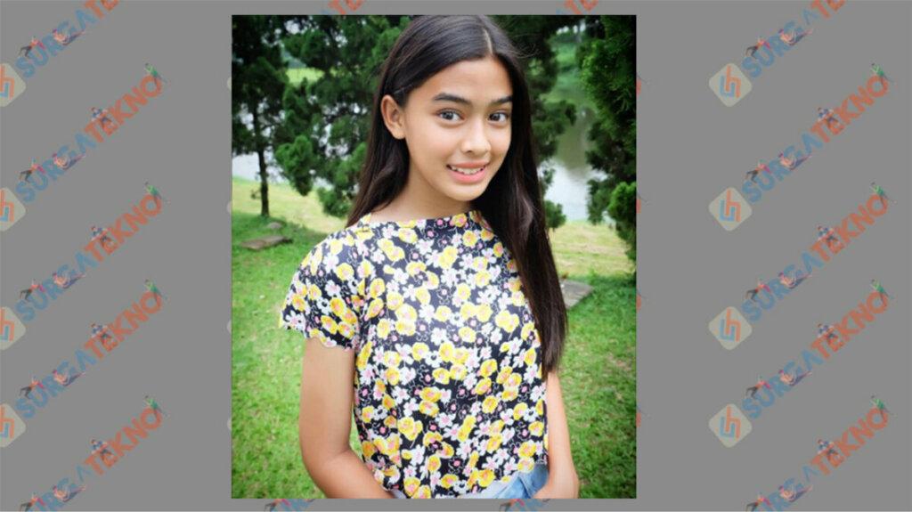 Aqeela Calista Berperan sebagai Ria - Daftar Pemain Dari Jendela SMP 2020