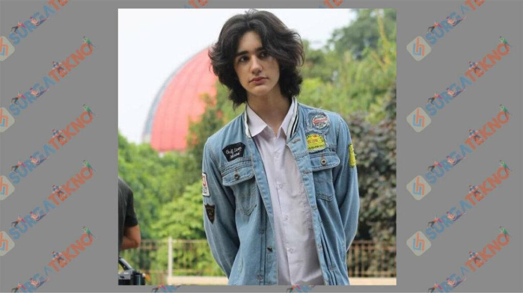 Emiliano Cortizo Berperan sebagai Gino - Daftar Pemain Dari Jendela SMP 2020