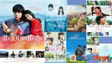 Film Jepang Fantasy Romance