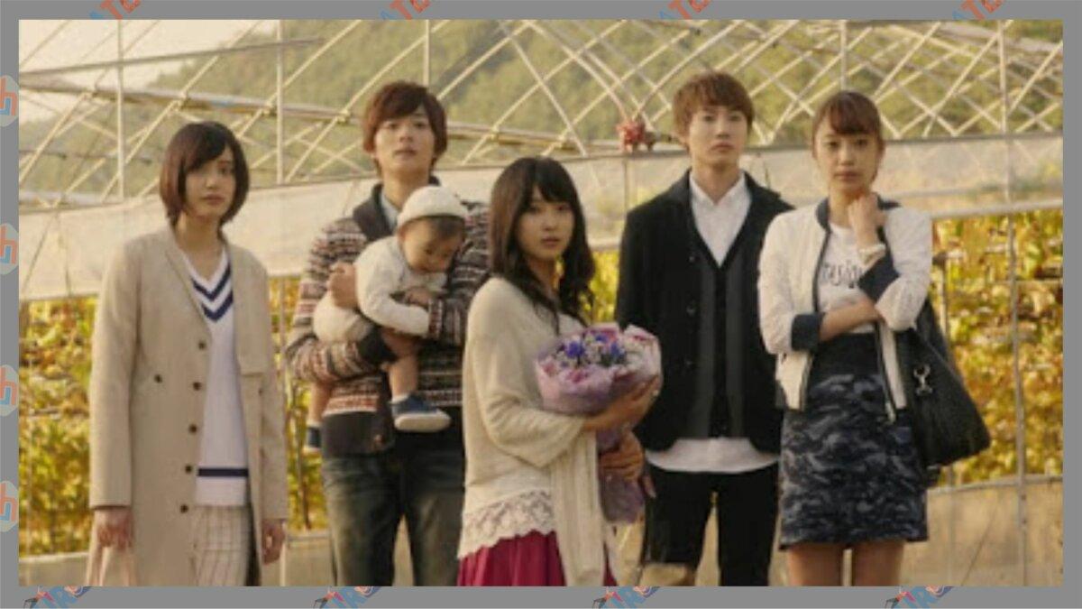 Orange (2015) - Film Jepang Fantasy Romance