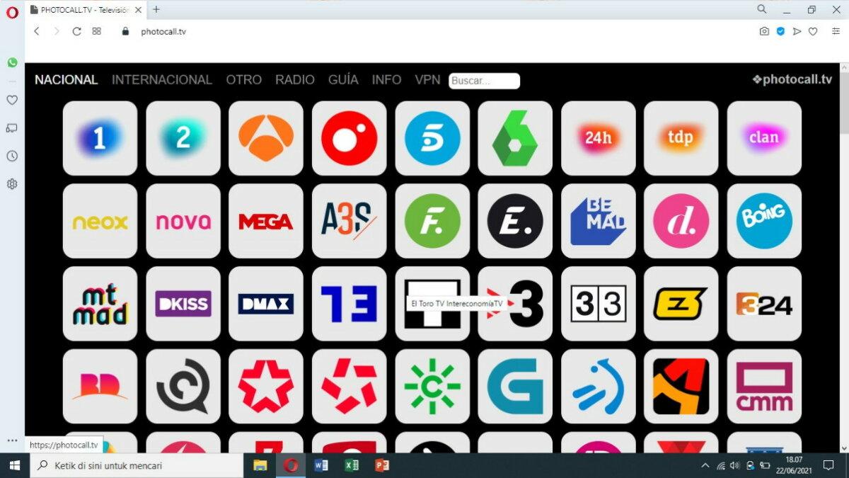 Gambar pertama - Review photocall.tv