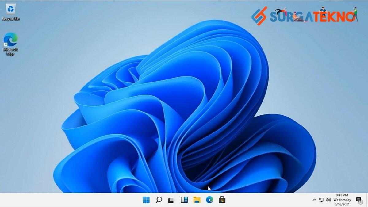 Screenshoot dan Link download Windows 11