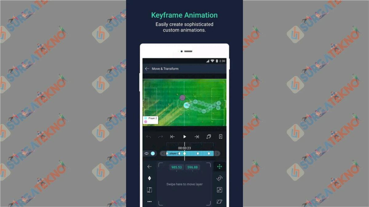 Alight Motion Pro - aplikasi edit video di hp terbaik
