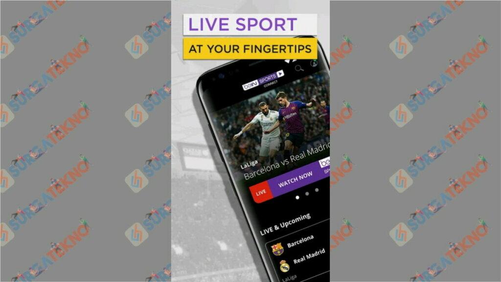 beiNS Sports Connect - Aplikasi Live Streaming Euro 2020