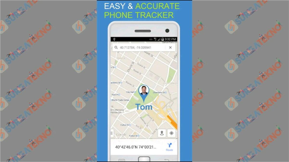Phone Tracker by Number - Aplikasi pelacak HP dengan IMEI