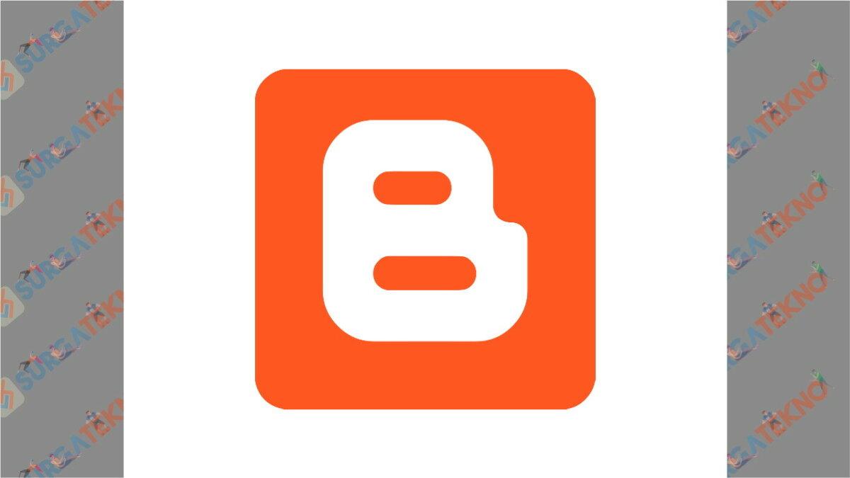 Blogger - Produk Google terbaik