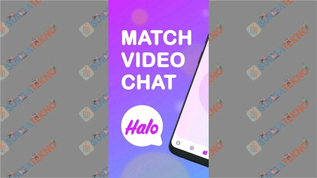 Halo - Aplikasi video call acak