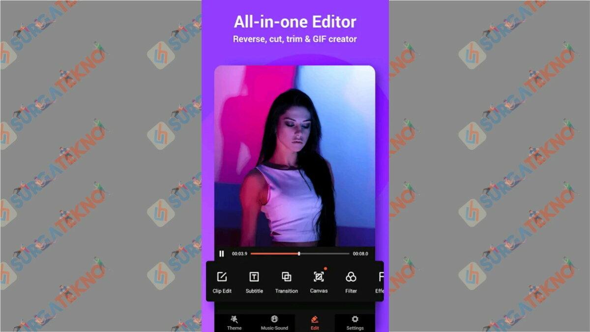VideoShow - aplikasi edit video di hp terbaik