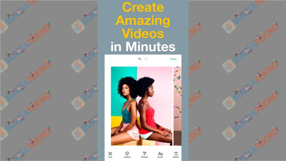 Magisto - aplikasi edit video di hp terbaik