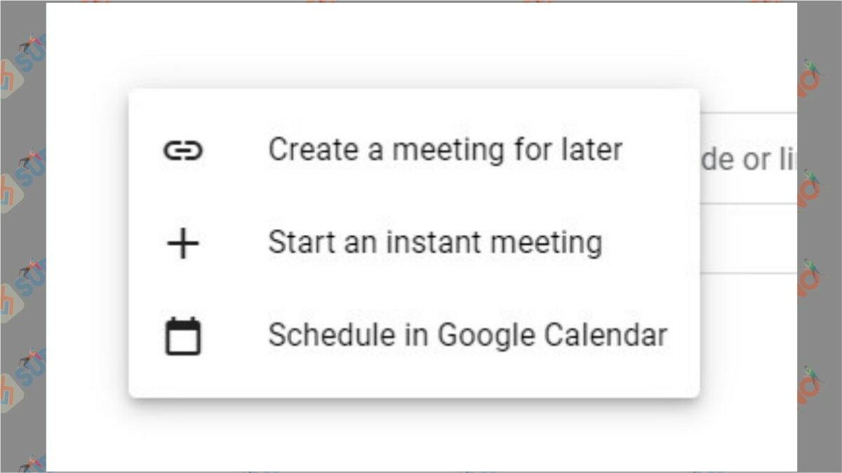 Langkah Kedua - Cara Menggunakan Google Meet Gratis