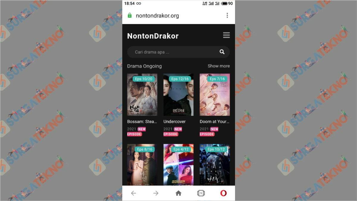 Nonton Drakor - Situs Nonton Drama Korea Gratis