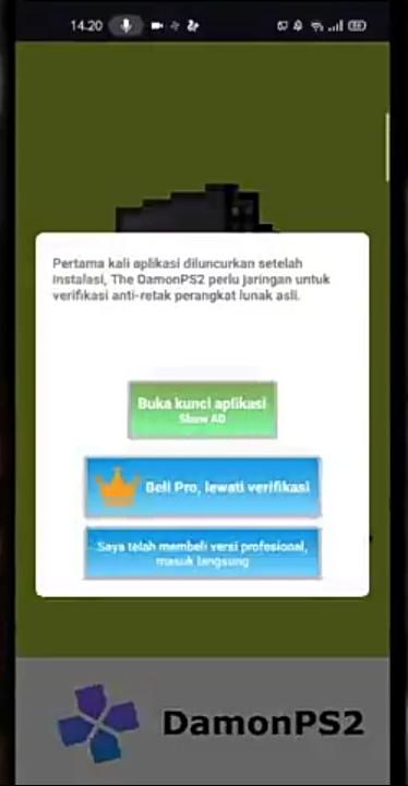 Cara bermain game PS2 di Android