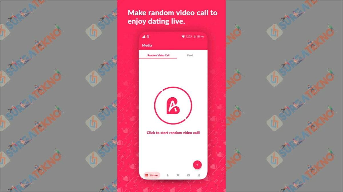 Ahlan Live Chat - Aplikasi video call acak