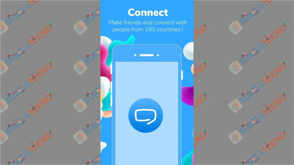 speaky - Aplikasi chatting dengan bule