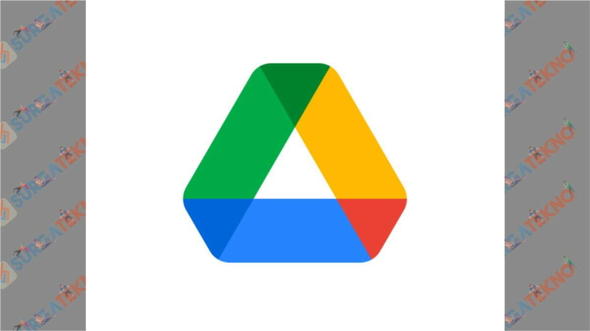 Gdrive - Layanan google terbaik