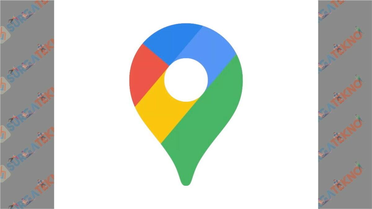 Gmaps - Layanan google terbaik